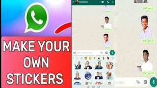 Create Your Own WHATSAPP Stickers in Tamil