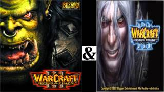 Let's Play WarCraft III - Cover