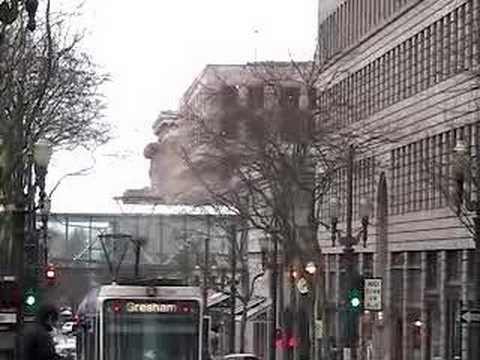Portland Pavement: a Metropolitan Montage