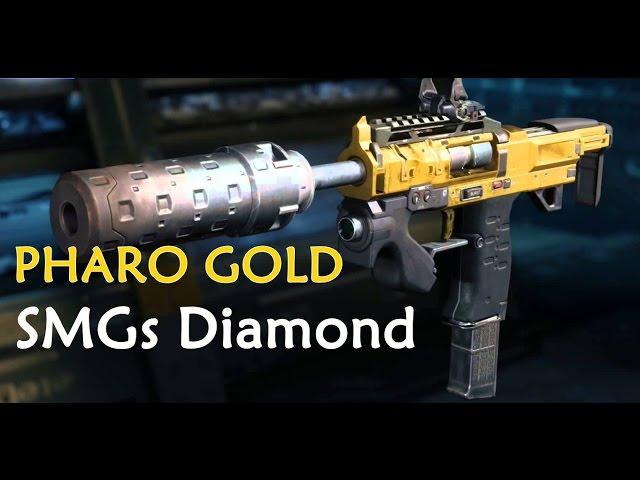 PHARO dourada