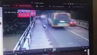 Accident in ittikara