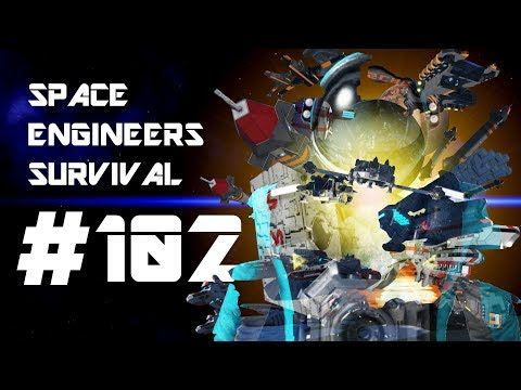 Thawing out the Ice - Space Engineers Survival (Part 102)