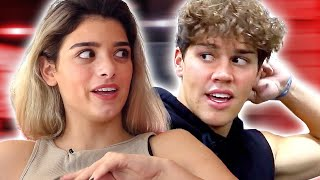 Dixie D'Amelio REACTS to CHEATING on Noah Beck Rumors + DELETES Tik Tok after this!