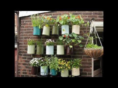 40 idées décoration jardin urbain
