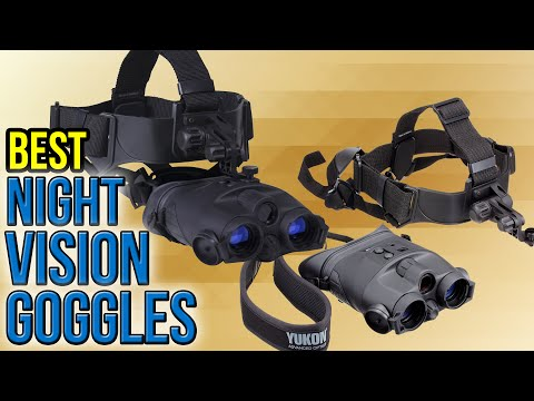 7 Best Night Vision Goggles 2017