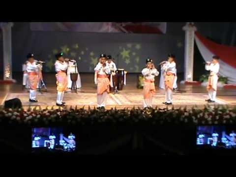 Soutun Najihin  lagu 1(SR Perak)Nasyid Kebangsaan 2012