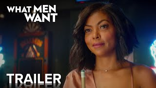 WHAT MEN WANT | Official Trailer