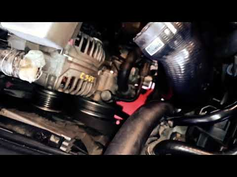 Замена термостата ауди а4 б6 (часть 2)