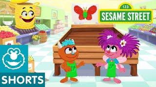 Sesame Street: Fruit Stackers | Abby's Amazing Adventures