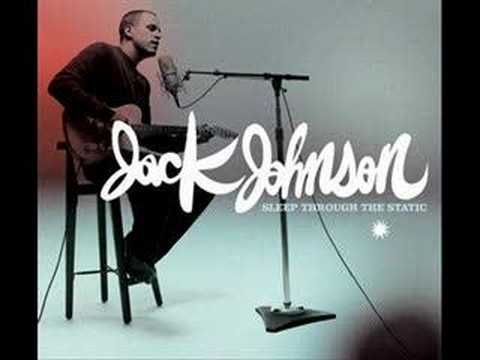 Клип Jack Johnson - Sleep Through The Static