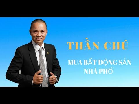 Thần chú mua bất động sản nhà phố  I Phạm Văn Nam