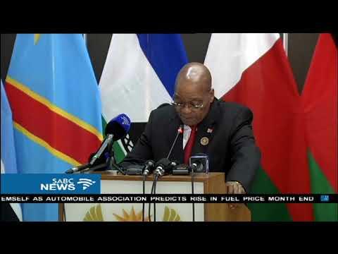Lesotho on the spotlight at SADC Double Troika