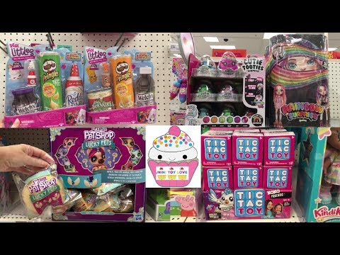 Toy Hunt #196 Shopkins Real Littles Rainbow Surprise Dolls Cutie Tooties Tic Tac Toy KindiKids LPS