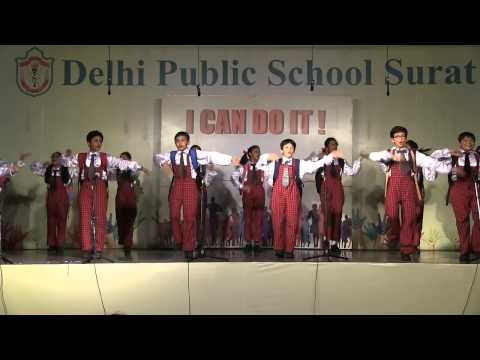 I Can Do It-Primary School Annual Day Programme