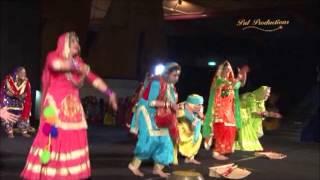Virasat Foundation Gidha Performance