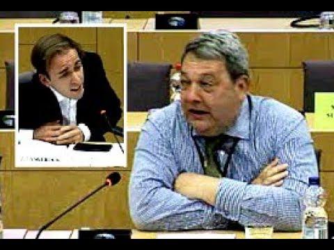 You people want to bring back institutionalised socialism! - David Coburn MEP