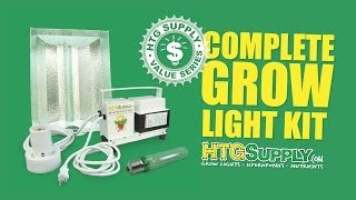 Htg Supply Grow Light Review Http://www.htgsupply.com/ Best Grow Lights Htgsupply