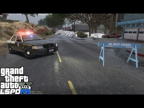 GTA 5 LSPDFR Police Mod 261 | Florida Highway Patrol | Hurri