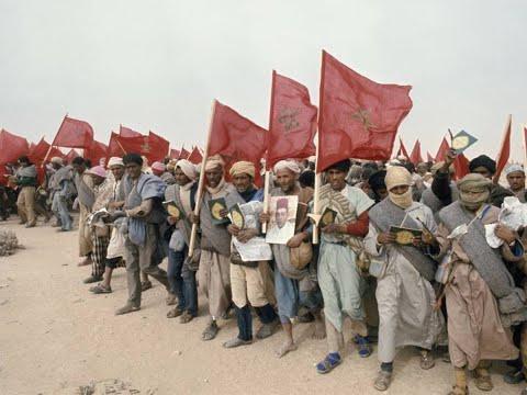 La Marcha Azul de Marruecos y la orfandad de Canarias
