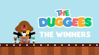 The Winners | The Duggees | Hey Duggee