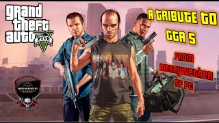 GTA 5 ONLINE A Tribute to GTA 5 and Rockstar Games | MUST WATCH | Merryweather SF PC