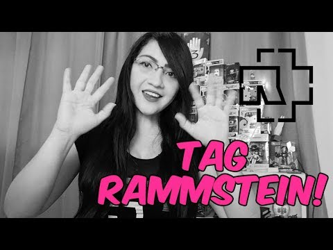 TAG Rammstein | Viryd in the mirror