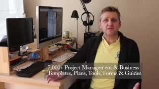 7000+ Project Management & Business Templates, Plans, Tools, Forms & Guides