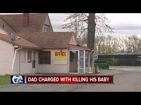 Detroit man charged in alleged sexual assault, murder of 8-month-old girl