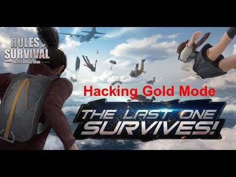 Rules of Survival HACK GOLD MODE 29/03/2018