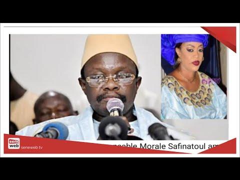 Urgent! Magal 2020: Safinatoul Aman prend des mesures contre Sokhna Aïda Diallo