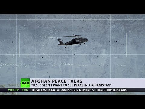 US skips Afghan talks in Moscow: Is war preferable when peace comes with Russia's help?