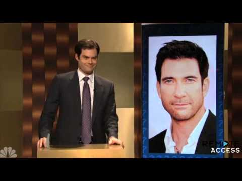 Dylan McDermott or Dermot Mulroney SNL Skit!