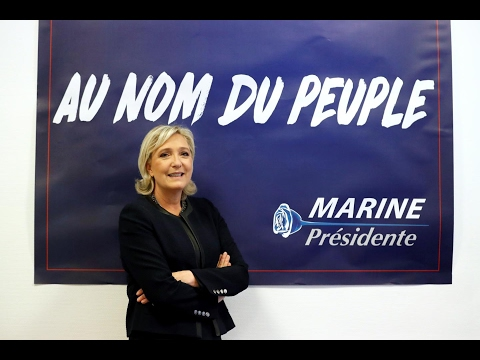 Marine Le Pen- Candidates for the 2017 French Presidential Election | Top People