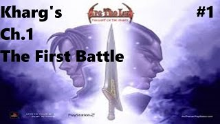 Arc The Lad Twilight of the Spirits (PS2) (HD) 100% Walkthrough Part #01 The First Battle