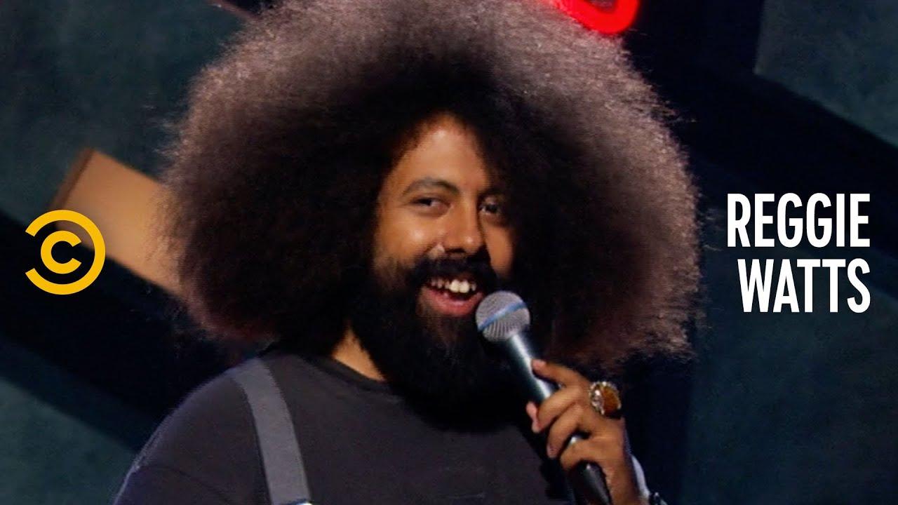 """Reggie Watts: """"Do You Guys Ever Wonder…"""""""