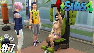 あの頃の肉体に戻りたい【The Sims4実況】#7 thumbnail