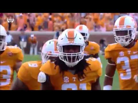 2015 Tennessee Volunteers Football Highlights
