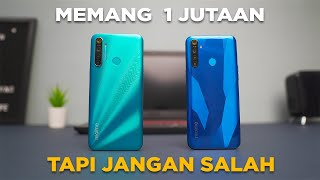 Cobain Sensasi Gaming & Review REALME 5 Indonesia.