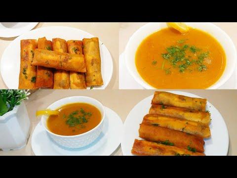 الحريرة الوهرانية بدون لحوم تجي بنينة سكر والبوراك وطريقة الاحتفاظ به - مطبخ وتدابير خديجة khadidja cuisine