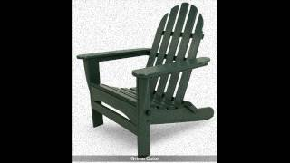 Best Adirondack Chair Cushions Sale.wmv