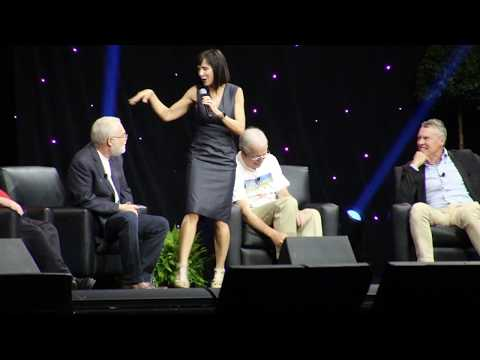 "Susan Egan sings ""I Won't Say (I'm In Love)"" at D23 Expo 2017"