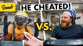 How to Cheat at Go-Karting | Car Boys