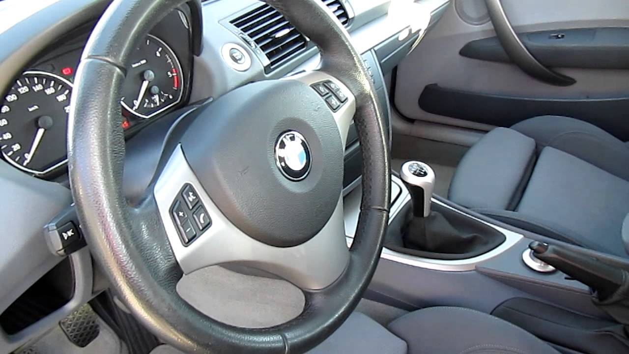 BMW 120d 2006 - YouTube