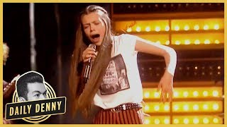 America's Got Talent: Courtney Hadwin Delivers An Earth-Shattering Performance | #DailyDenny