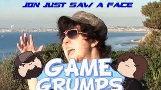 Game Grumps Remix-Jon Just Saw a Face