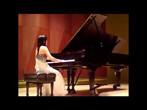 Schubert Sonata in A major, D664, Op.120 - II-III - Claudia Chan