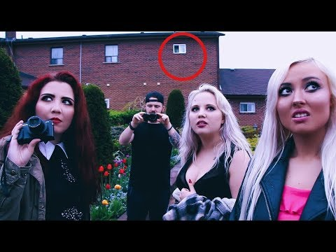 I Stayed Overnight at The CREEPIEST Hotel! (HE WAS WATCHING US!) *SCARY*