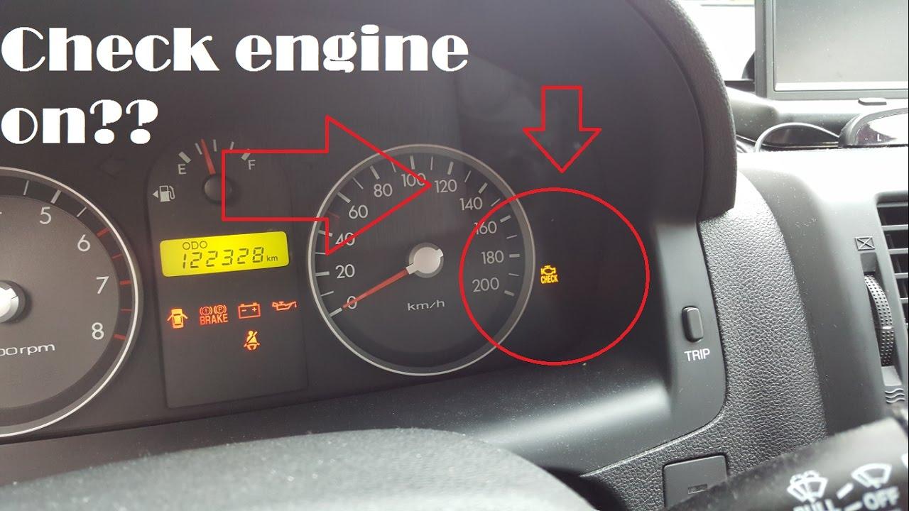 How Reset Check Engine Light