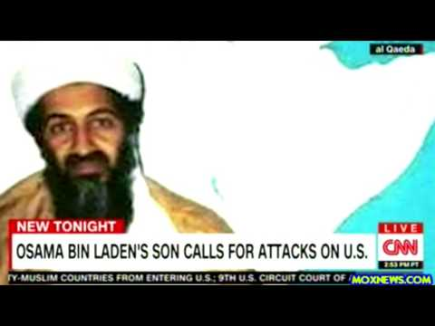 """AL QAEDA IS BACK ON THE MARCH! OSAMA BIN LADEN'S SON WANTS REVENGE!"""