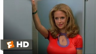View from the Top (2/12) Movie CLIP - Big Hair, Short Skirts, Service with a Smile (2003) HD